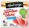 Jambon blanc - Product