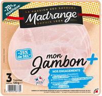 Mon jambon + - Product - fr