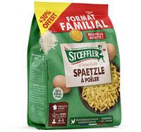 Spaetzle à poêler 500g + 30% - Product - fr