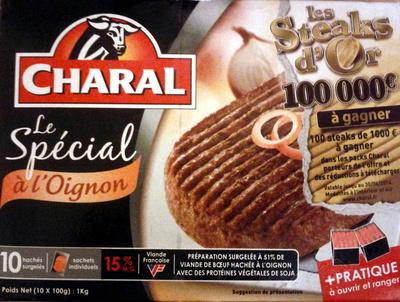 Le spécial à l'oignon - Product
