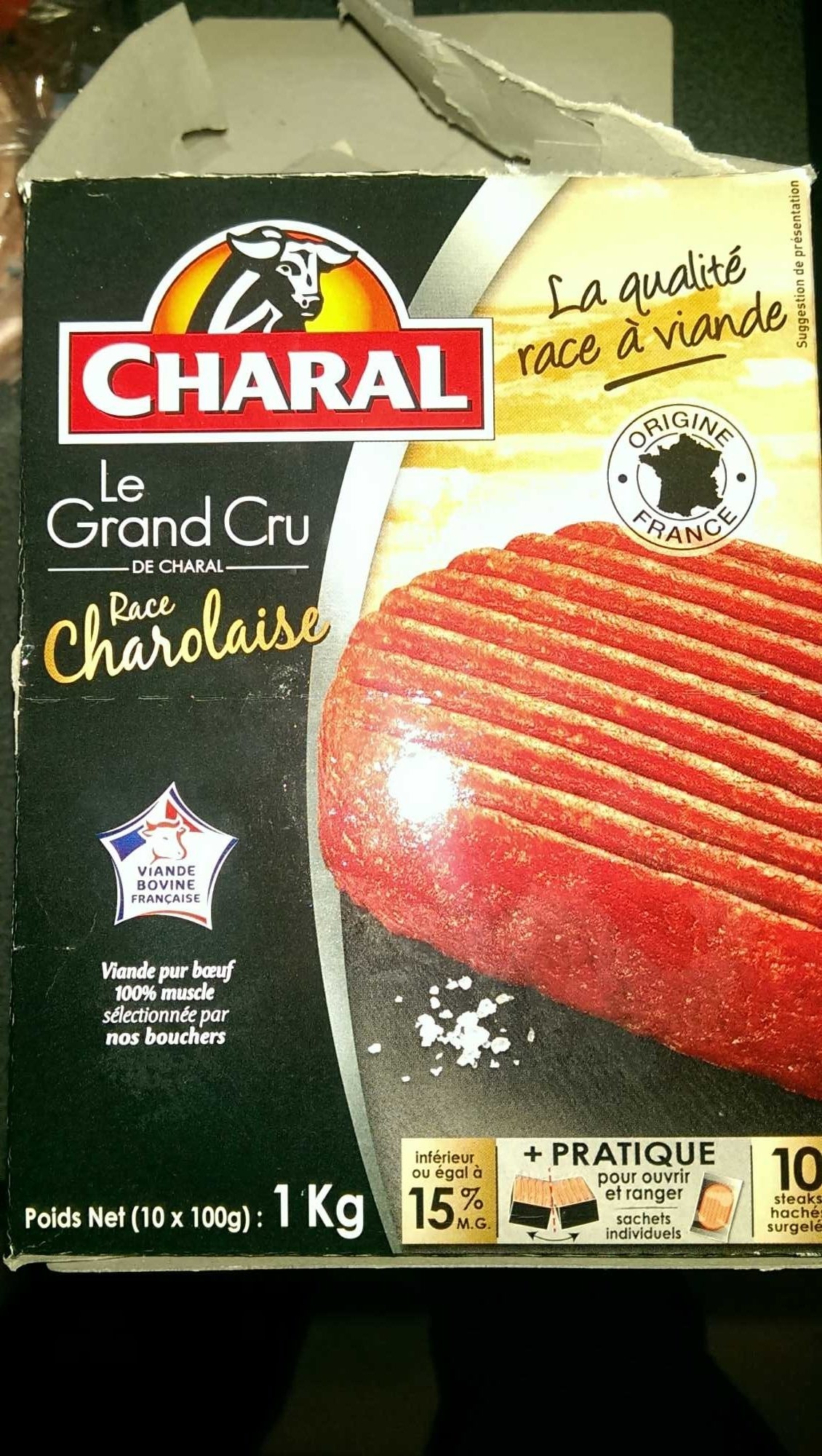 Steaks - Product - fr