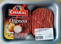 Steaks Hachés Assaisonnés Oignon - Product - fr