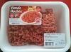 Viande hachée 15% - Produit