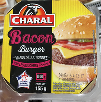 Bacon Burger - Produit
