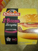 2 Bacons Burger - Produit - fr