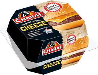 Cheese Burger - Product - fr