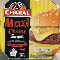Maxi Cheese Burger - Prodotto - fr