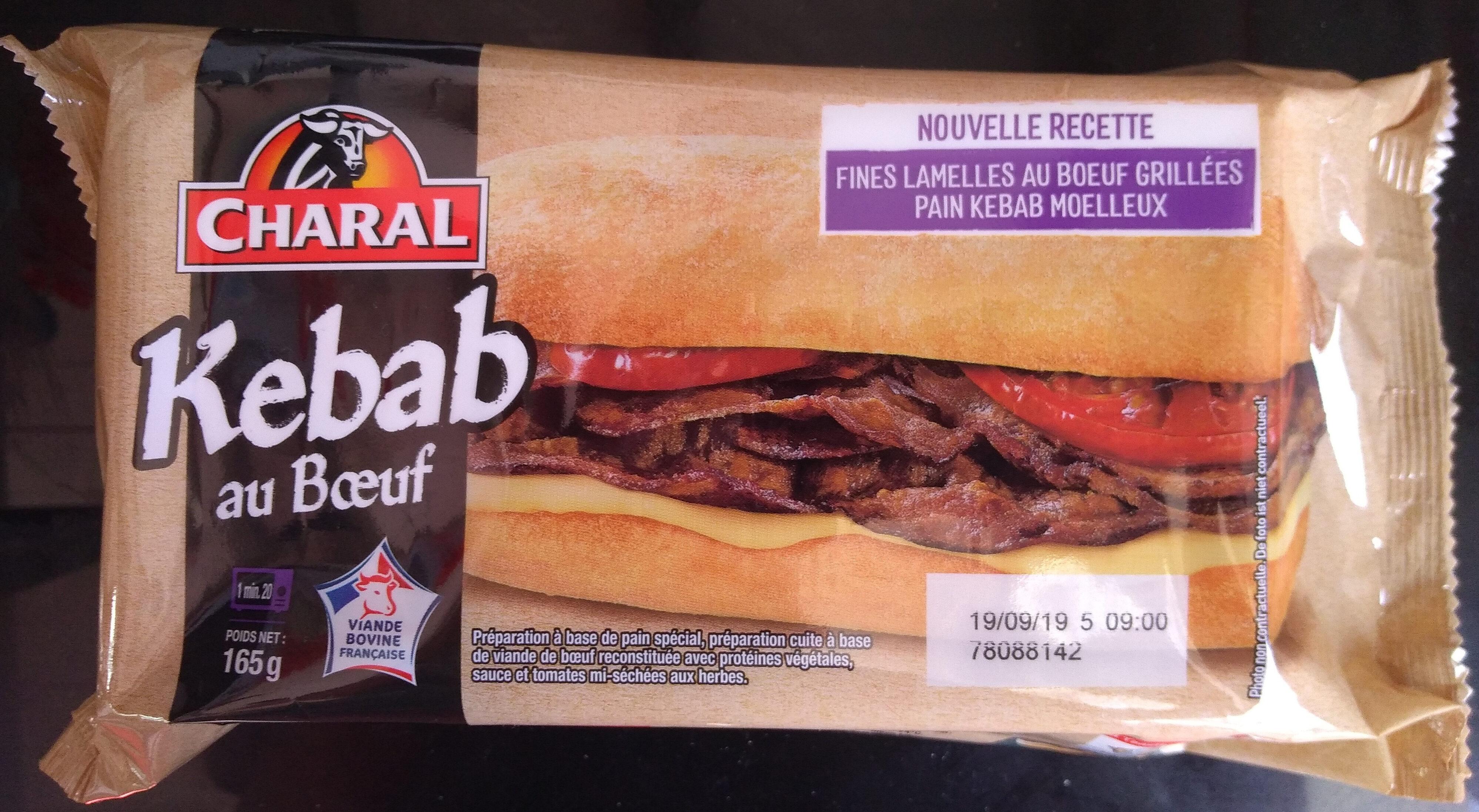 Kebab au boeuf - Product - fr