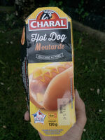 Charal Snack Hot Dog Moutarde 120GR (Ov 6) - Product