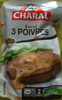 Charal - Sauce 3 Poivres - Product