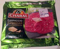 Carpaccio sauce parmesan - Product