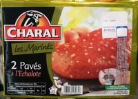 Les Marinés Pavés à l'Echalote - Produit
