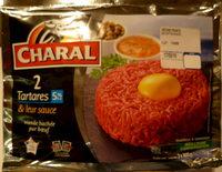 2 Tartares 5% de M.G. et leur sauce - Product