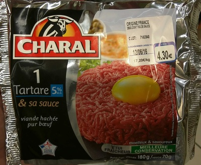 Tartare - Product