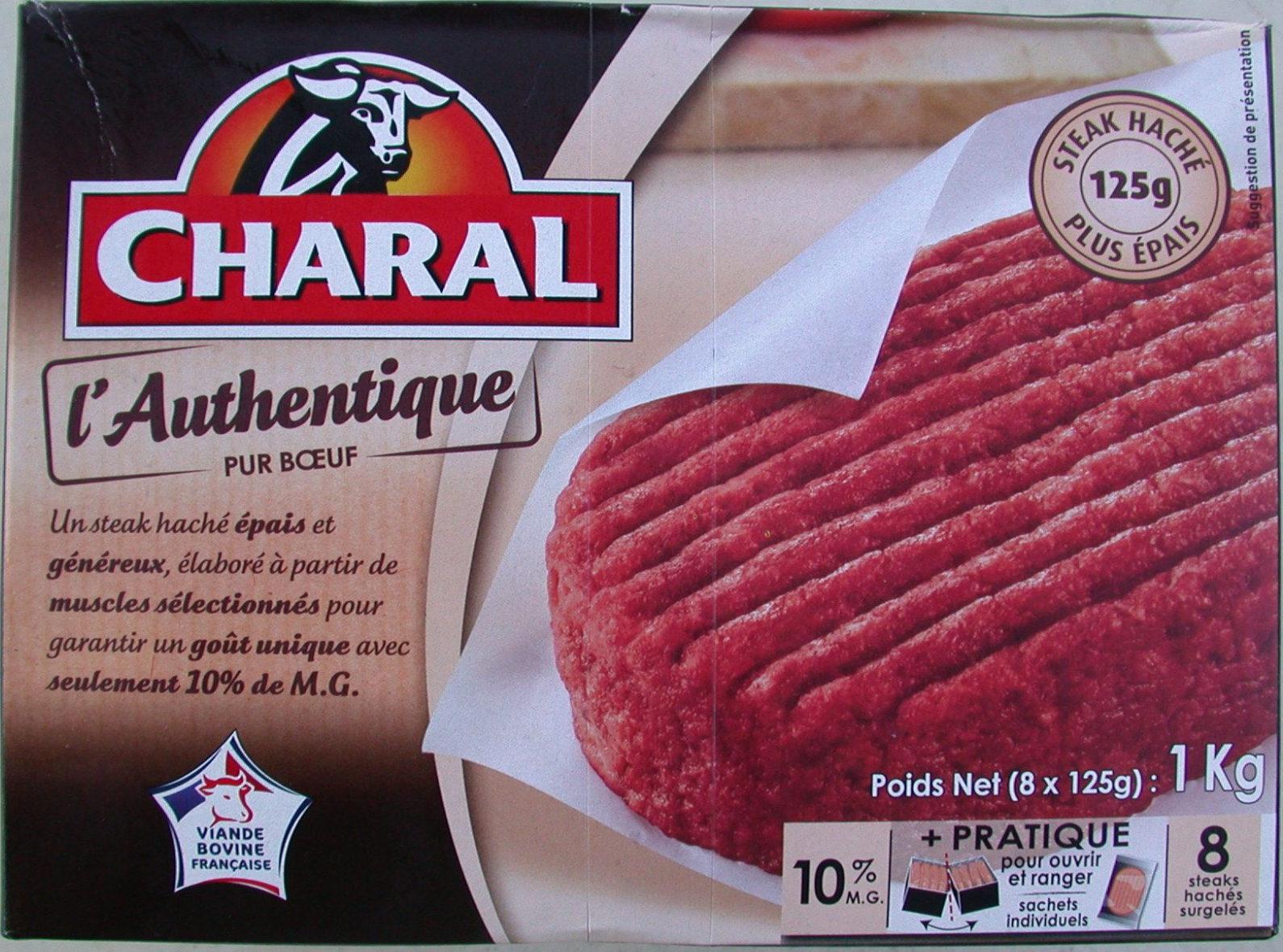 L'authentique Pur Boeuf - Product