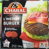 L'Instant Burger (15% MG) - Product