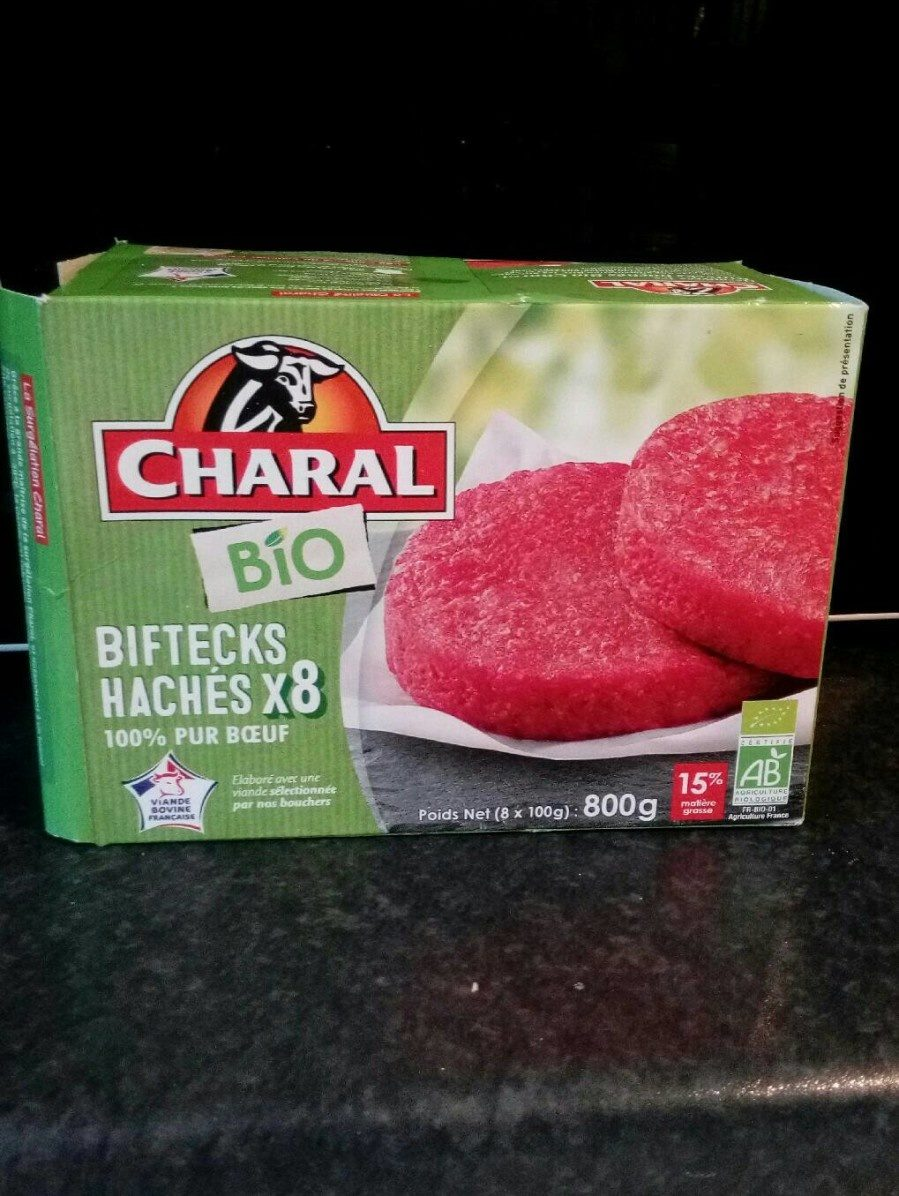 Biftecks hachés - Product