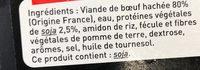 L'Extra Moelleux Original - Ingrédients - fr