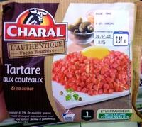 Tartare aux couteaux & sa sauce - Product