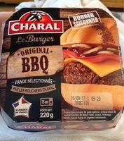 Burger saisonnier - Produit - fr