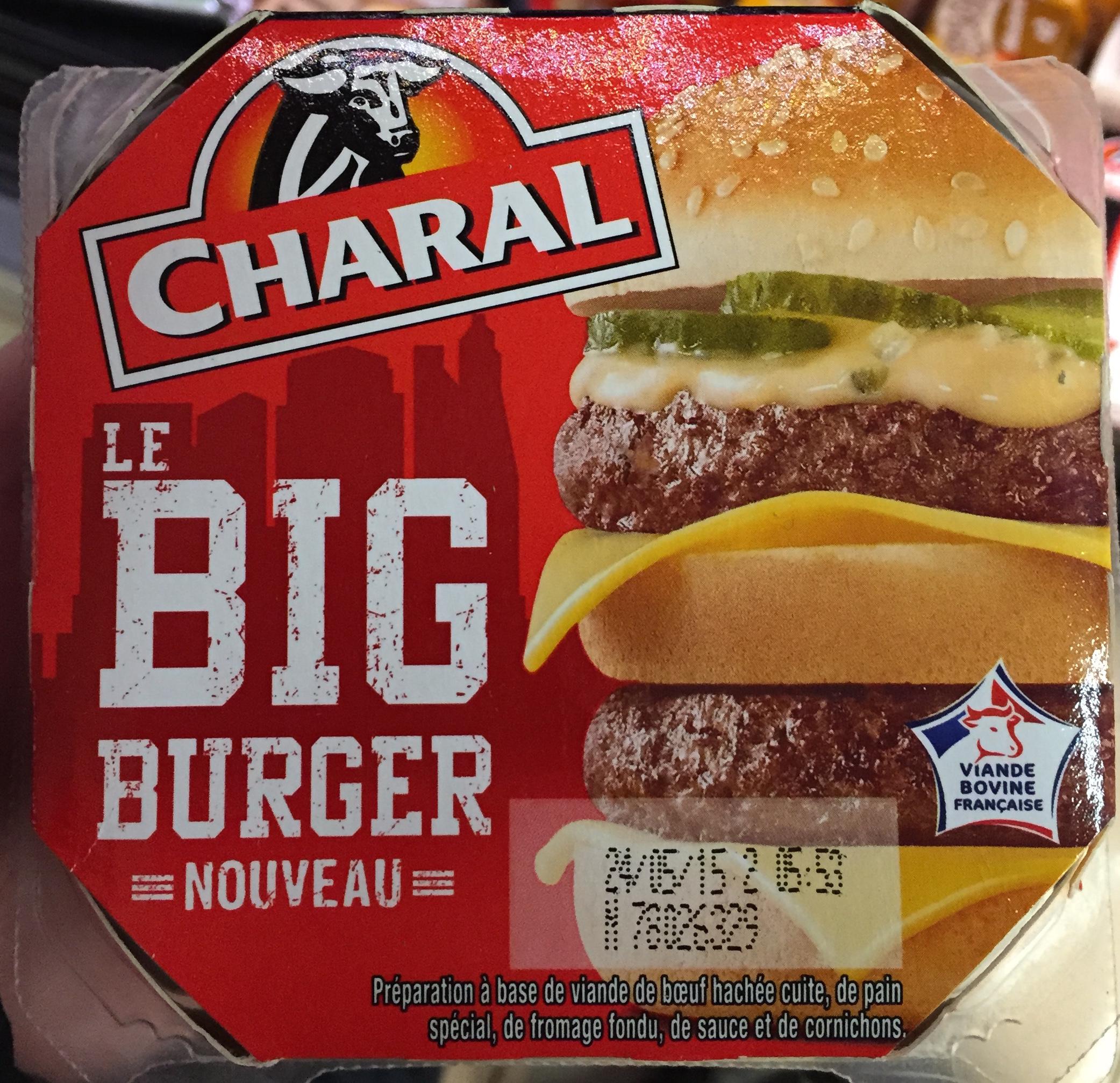 Le Big Burger - Prodotto - fr