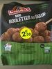 Mini Boulettes au Boeuf à la Provençale - Produit
