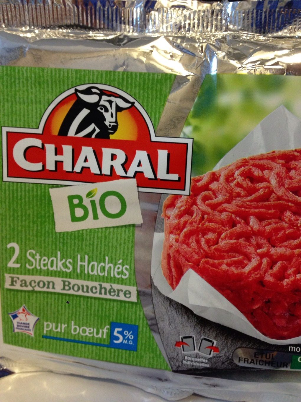 Steak Haché Bio - Produit - fr