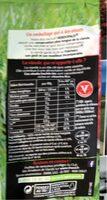 Steak Haché Bio - Informations nutritionnelles - fr