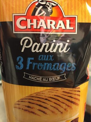 Panini aux 3 fromages - Product - fr