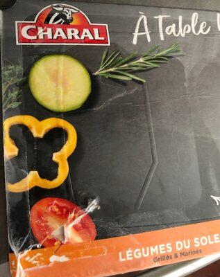 Pavé de bœuf & légumes du soleil - Produit