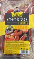 Chorizo Doux à Griller - Produit - fr