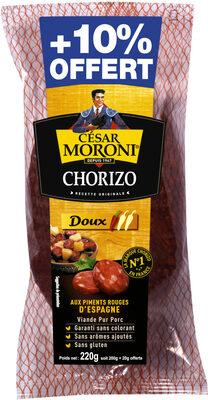 Chorizo avec piment rouge de Murcie Doux (+10% gratuit) - Producto - fr
