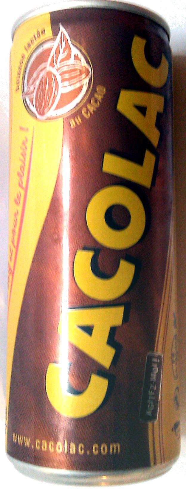 Cacolac - Produit - fr