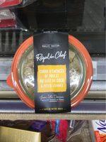 Curry de poulet au lait de coco - Produkt - fr