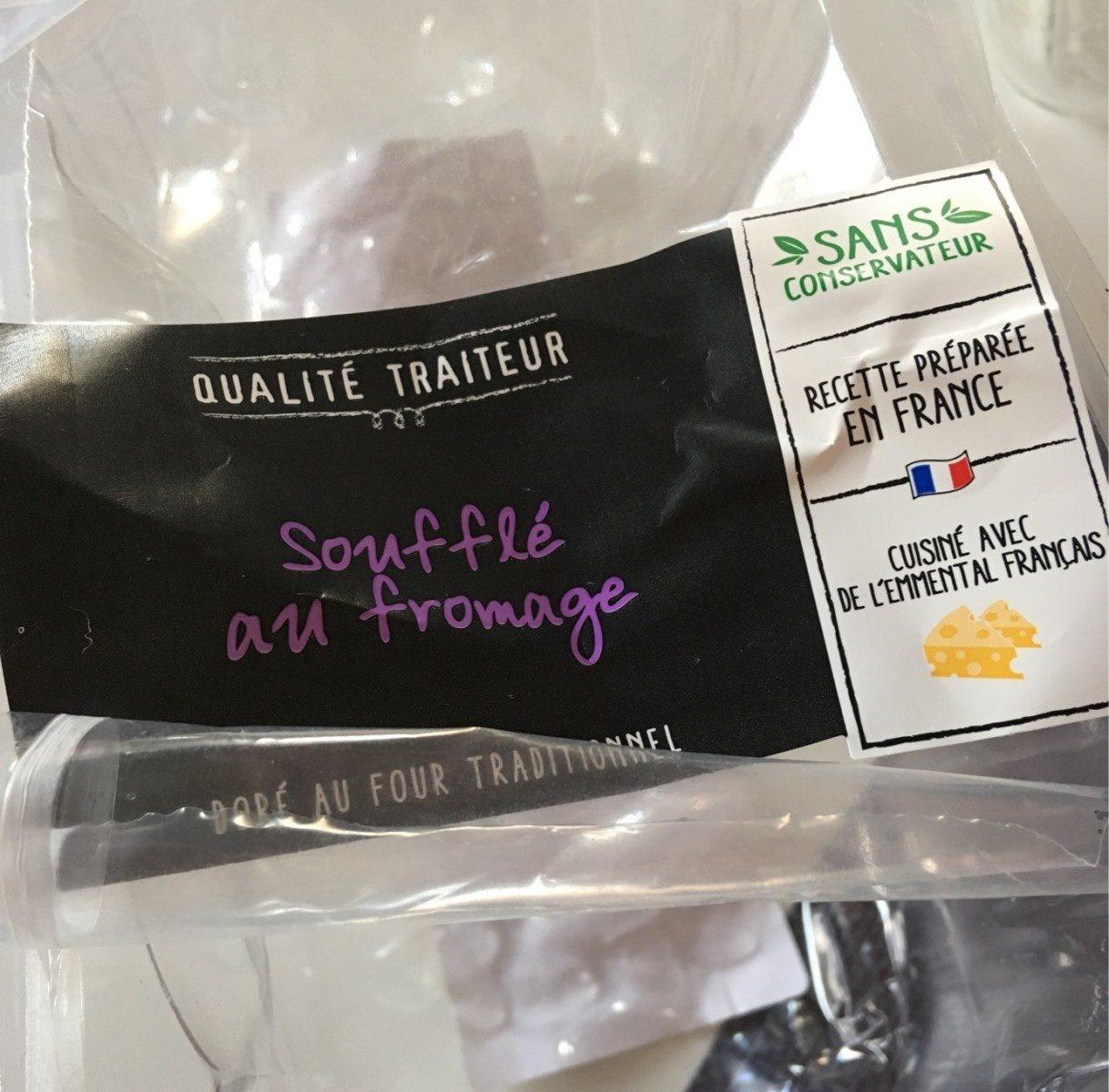 Soufflé au fromage - Produit