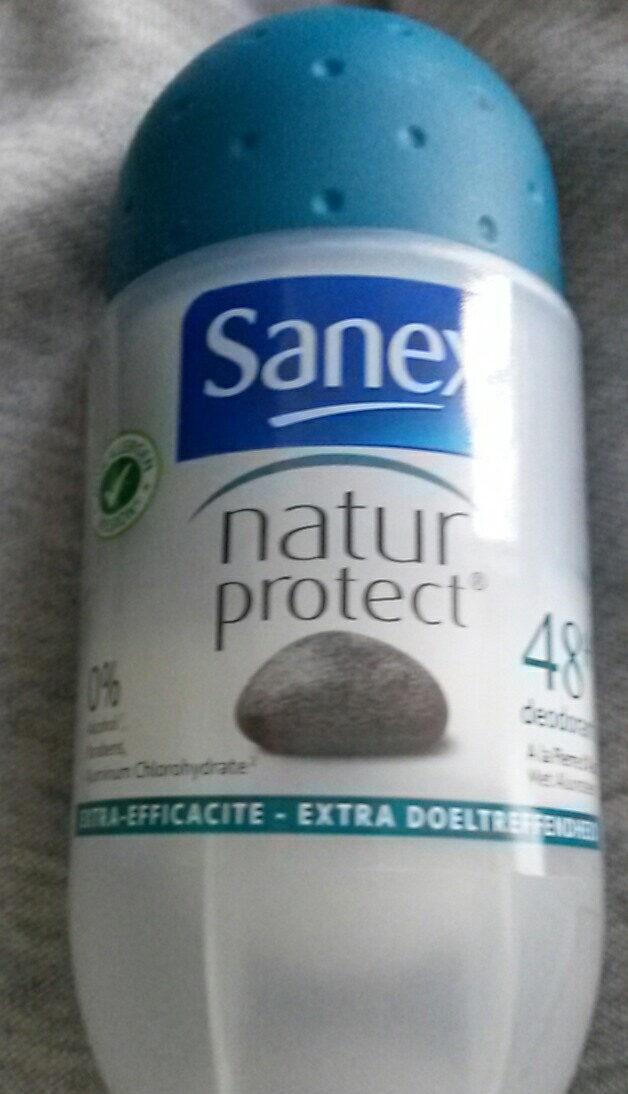 Sanex natur protect® 48H - Produit