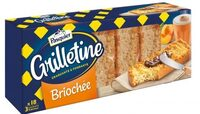 Grilletine briochée - Product - fr