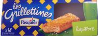 Les Grilletines Équilibre - Produit - fr