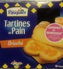 Tartines de pain brioché - Product