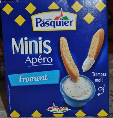 Minis Apéro Froment - Product