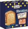 Biscottes SSA Blé complet - Product