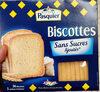 Biscottes sans sucres ajoutés - Product