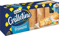 Grilletine Froment x18 - Product - fr