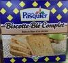 Biscotte Blé Complet - Produit