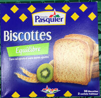 biscottes equilibre - Product - fr