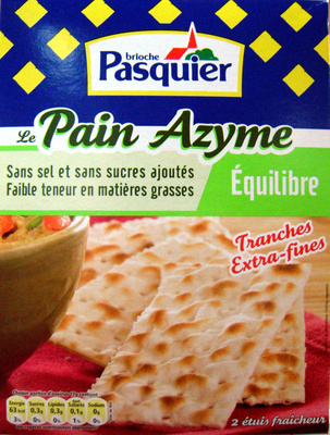 Le Pain Azyme Equilibre - Product - fr