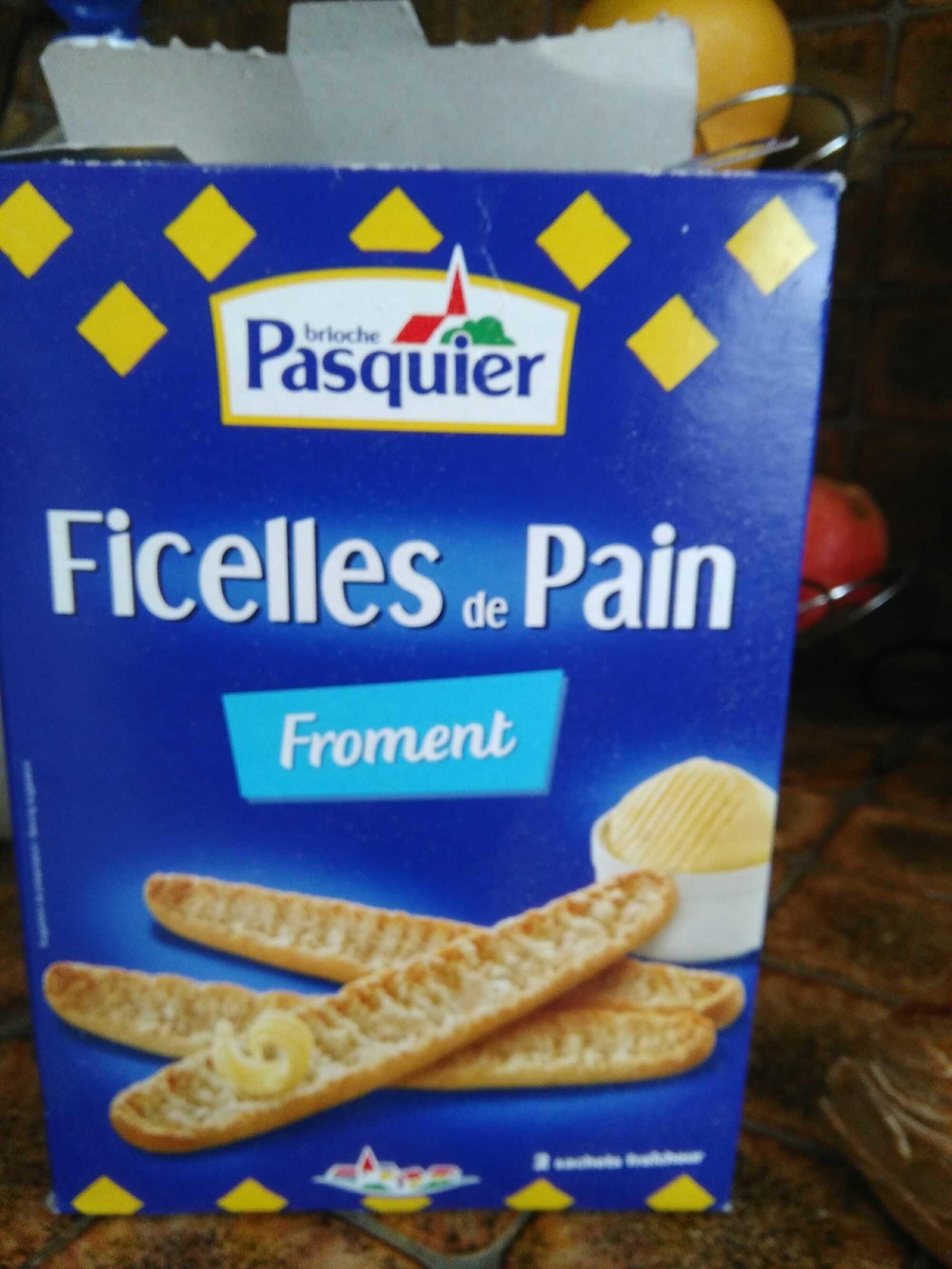Ficelles de pain - Produit - fr