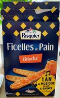 Ficelles De Pain Brioché - Produit