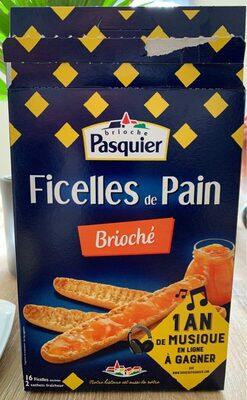 Ficelles De Pain Brioché - Produit - fr