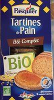Tartines de pain - Product